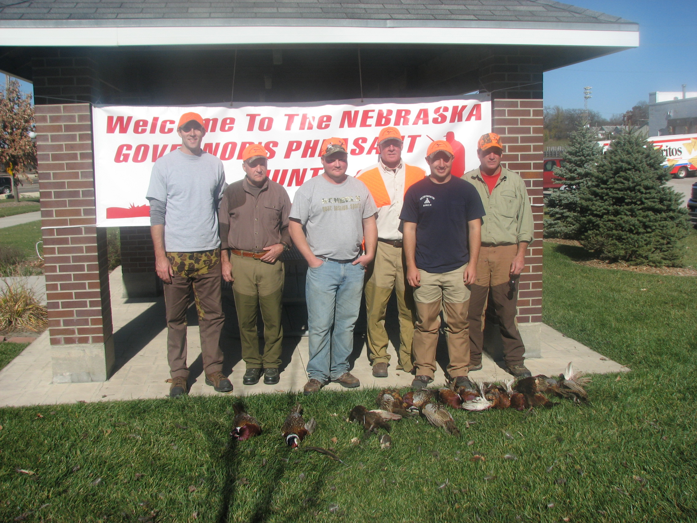 Governor's Hunt November 2009 Team: Five Star with Guide Kelly Pflanz